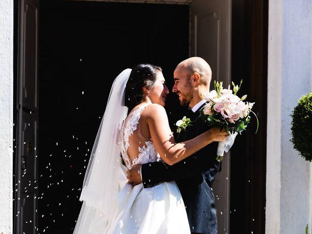 Il matrimonio di Mattia e Anna a Cividale del Friuli, Udine 274