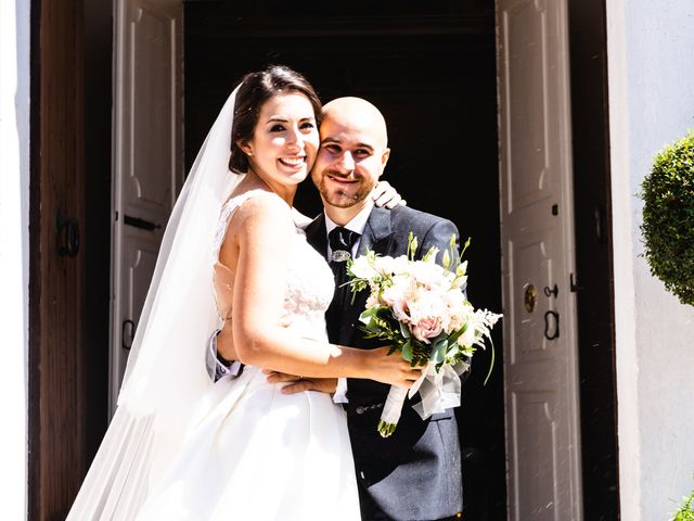 Il matrimonio di Mattia e Anna a Cividale del Friuli, Udine 277