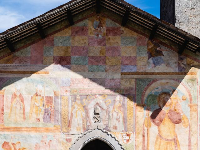 Il matrimonio di Mattia e Anna a Cividale del Friuli, Udine 282