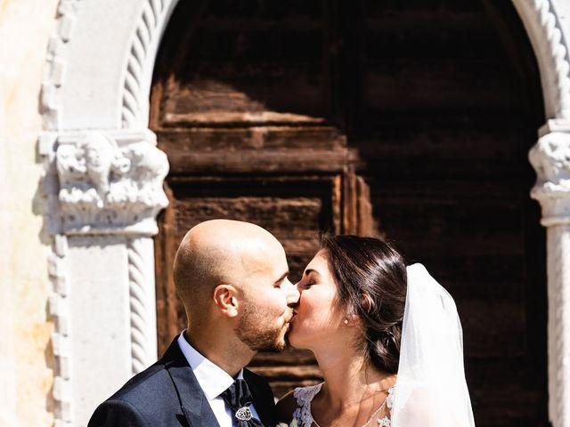Il matrimonio di Mattia e Anna a Cividale del Friuli, Udine 284