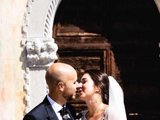 Il matrimonio di Mattia e Anna a Cividale del Friuli, Udine 286