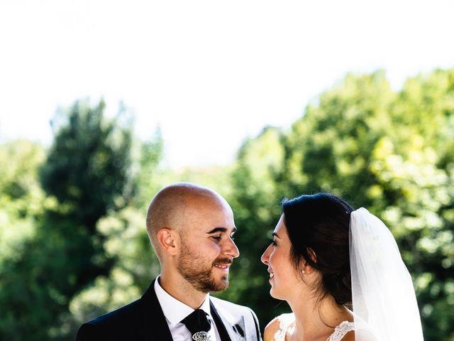 Il matrimonio di Mattia e Anna a Cividale del Friuli, Udine 287
