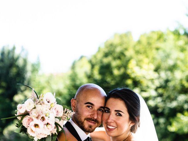 Il matrimonio di Mattia e Anna a Cividale del Friuli, Udine 292