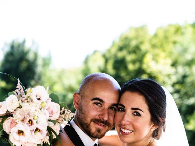 Il matrimonio di Mattia e Anna a Cividale del Friuli, Udine 294