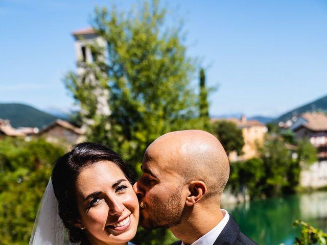 Il matrimonio di Mattia e Anna a Cividale del Friuli, Udine 298