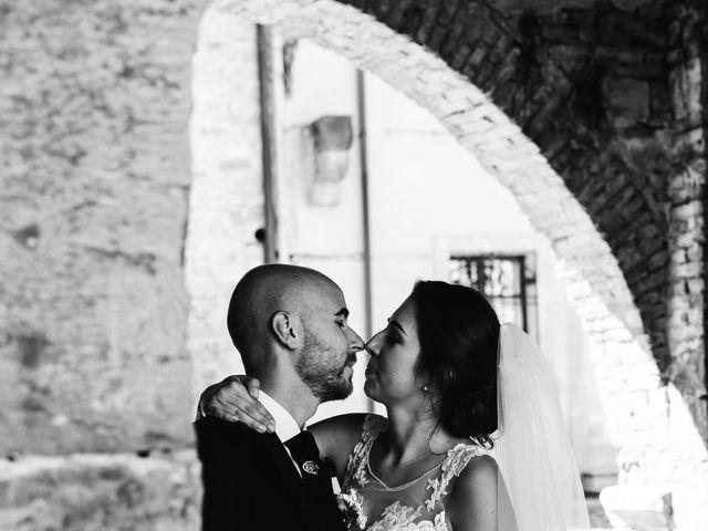 Il matrimonio di Mattia e Anna a Cividale del Friuli, Udine 306