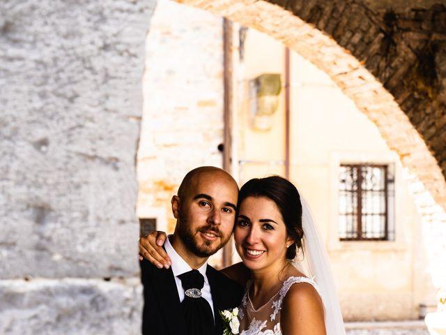 Il matrimonio di Mattia e Anna a Cividale del Friuli, Udine 309