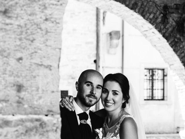 Il matrimonio di Mattia e Anna a Cividale del Friuli, Udine 310