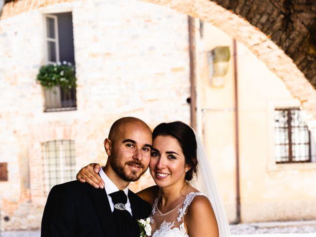 Il matrimonio di Mattia e Anna a Cividale del Friuli, Udine 311