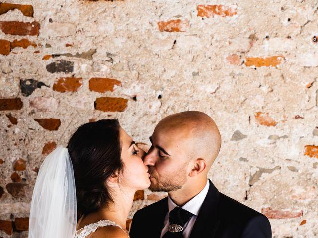 Il matrimonio di Mattia e Anna a Cividale del Friuli, Udine 313