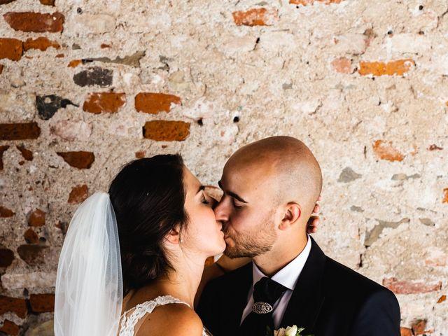 Il matrimonio di Mattia e Anna a Cividale del Friuli, Udine 315