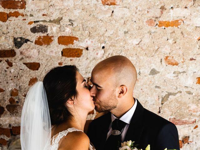 Il matrimonio di Mattia e Anna a Cividale del Friuli, Udine 316
