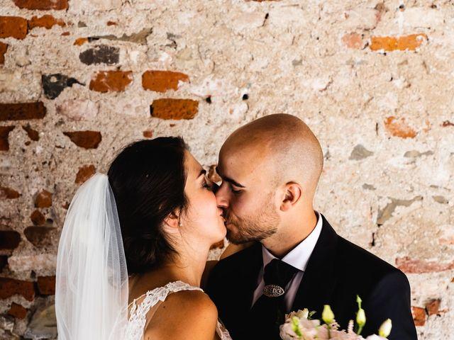 Il matrimonio di Mattia e Anna a Cividale del Friuli, Udine 317