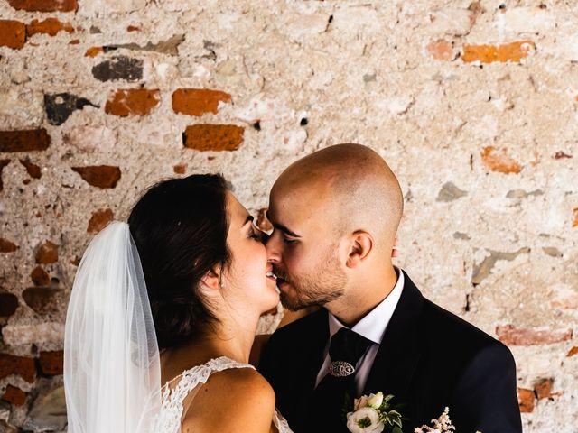 Il matrimonio di Mattia e Anna a Cividale del Friuli, Udine 318