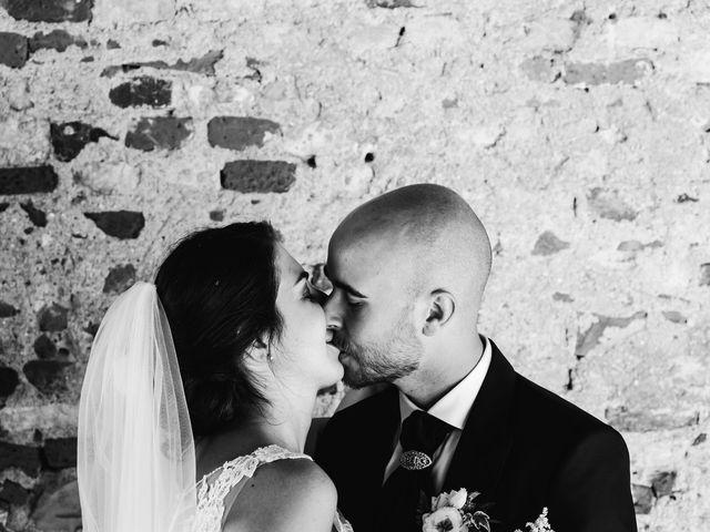 Il matrimonio di Mattia e Anna a Cividale del Friuli, Udine 319