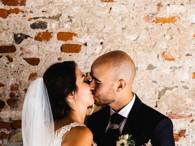 Il matrimonio di Mattia e Anna a Cividale del Friuli, Udine 320