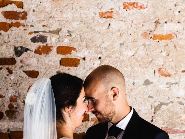 Il matrimonio di Mattia e Anna a Cividale del Friuli, Udine 322