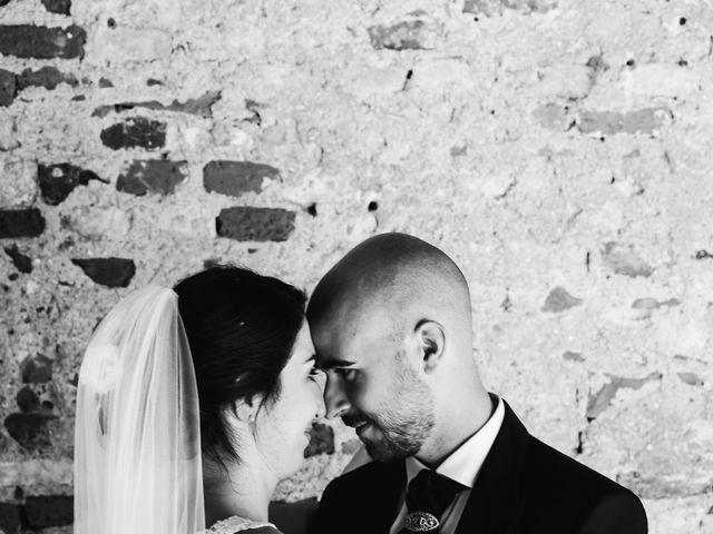 Il matrimonio di Mattia e Anna a Cividale del Friuli, Udine 323