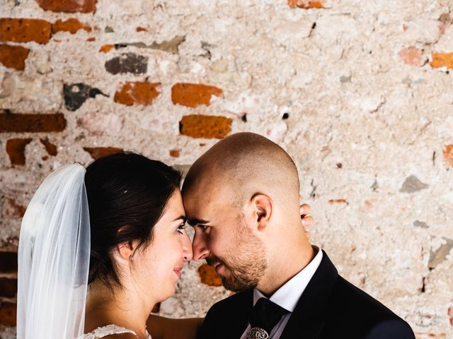 Il matrimonio di Mattia e Anna a Cividale del Friuli, Udine 324