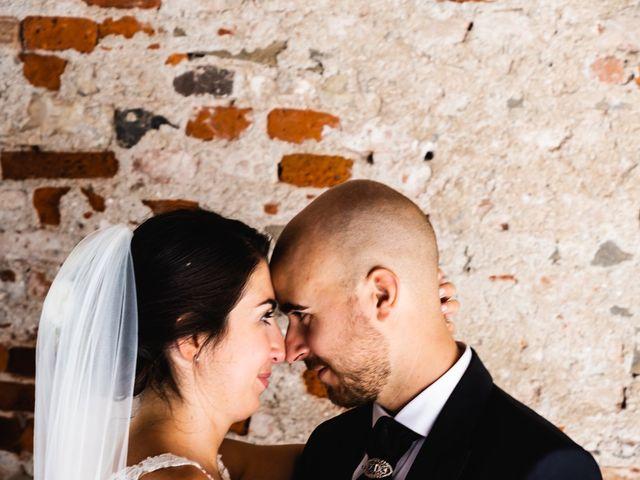 Il matrimonio di Mattia e Anna a Cividale del Friuli, Udine 325