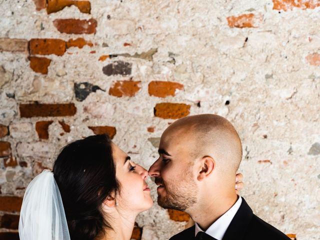 Il matrimonio di Mattia e Anna a Cividale del Friuli, Udine 327