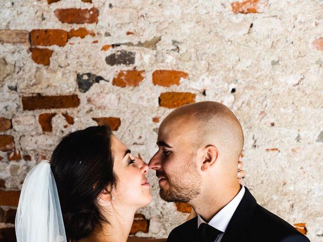 Il matrimonio di Mattia e Anna a Cividale del Friuli, Udine 328