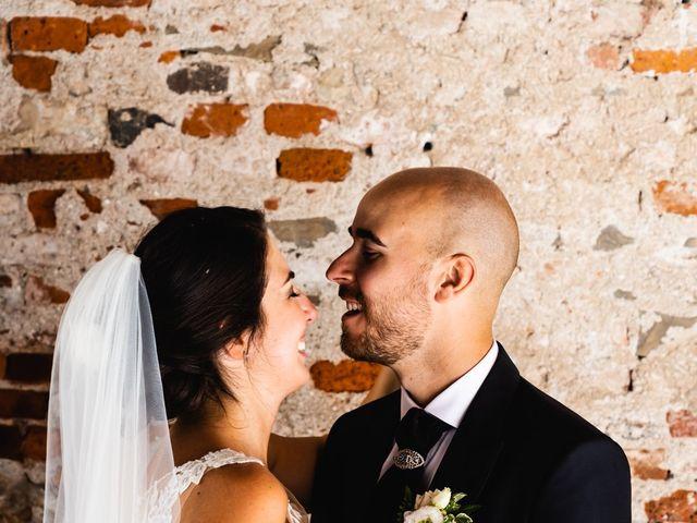 Il matrimonio di Mattia e Anna a Cividale del Friuli, Udine 329