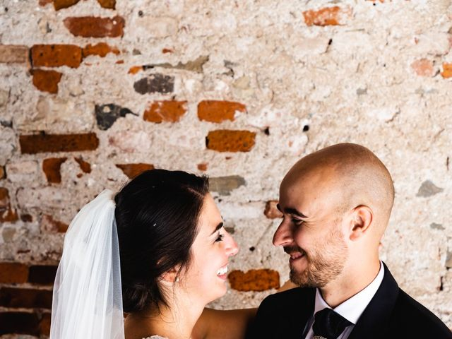 Il matrimonio di Mattia e Anna a Cividale del Friuli, Udine 330