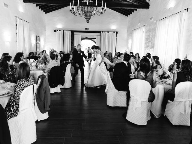 Il matrimonio di Mattia e Anna a Cividale del Friuli, Udine 339