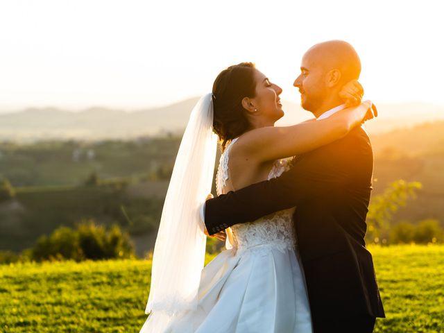 Il matrimonio di Mattia e Anna a Cividale del Friuli, Udine 373