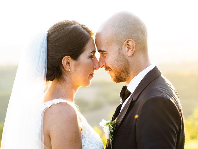 Il matrimonio di Mattia e Anna a Cividale del Friuli, Udine 381