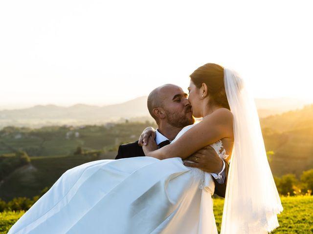 Il matrimonio di Mattia e Anna a Cividale del Friuli, Udine 388