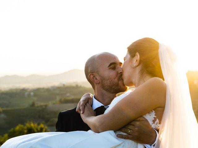 Il matrimonio di Mattia e Anna a Cividale del Friuli, Udine 391
