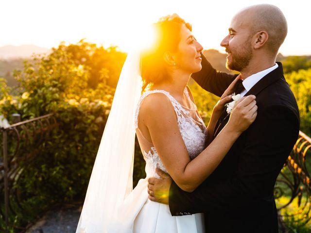 Il matrimonio di Mattia e Anna a Cividale del Friuli, Udine 411