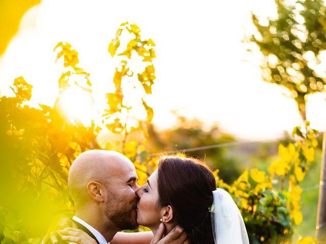 Il matrimonio di Mattia e Anna a Cividale del Friuli, Udine 430