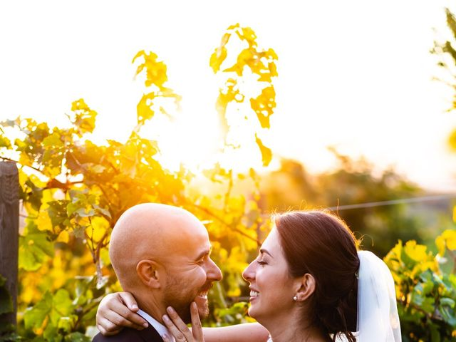 Il matrimonio di Mattia e Anna a Cividale del Friuli, Udine 436