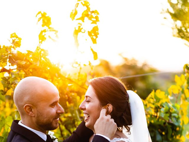Il matrimonio di Mattia e Anna a Cividale del Friuli, Udine 445
