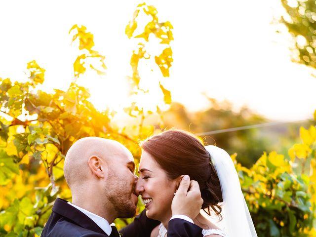 Il matrimonio di Mattia e Anna a Cividale del Friuli, Udine 447