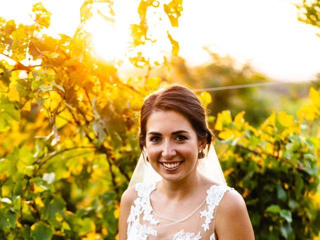 Il matrimonio di Mattia e Anna a Cividale del Friuli, Udine 454