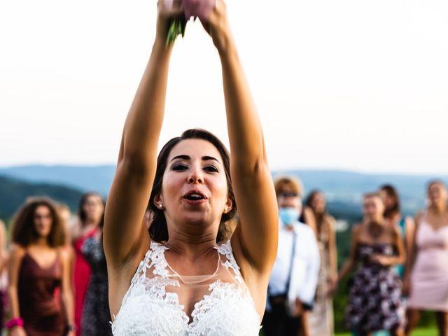 Il matrimonio di Mattia e Anna a Cividale del Friuli, Udine 466