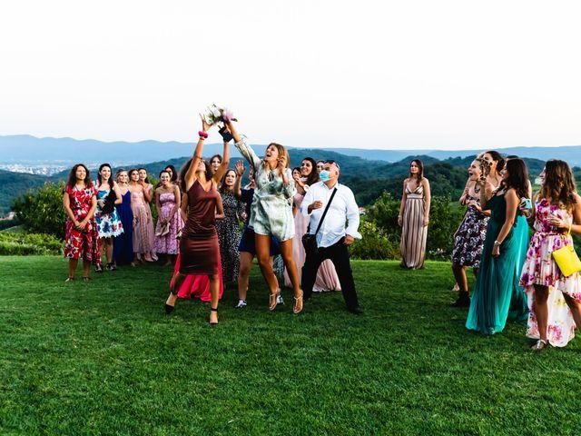 Il matrimonio di Mattia e Anna a Cividale del Friuli, Udine 470