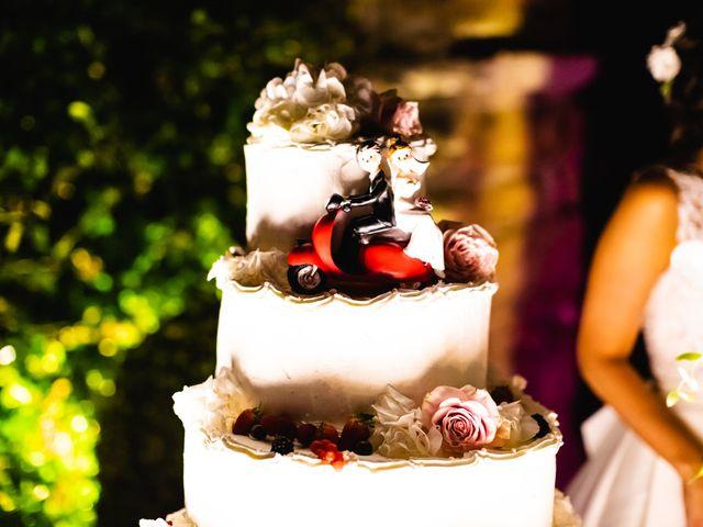 Il matrimonio di Mattia e Anna a Cividale del Friuli, Udine 478