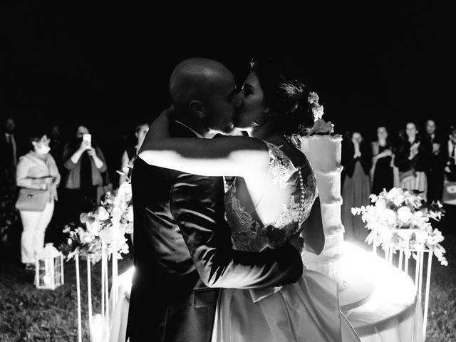 Il matrimonio di Mattia e Anna a Cividale del Friuli, Udine 492