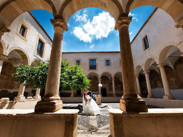 Il matrimonio di Sebastiano e Gabriella a Scordia, Catania 5