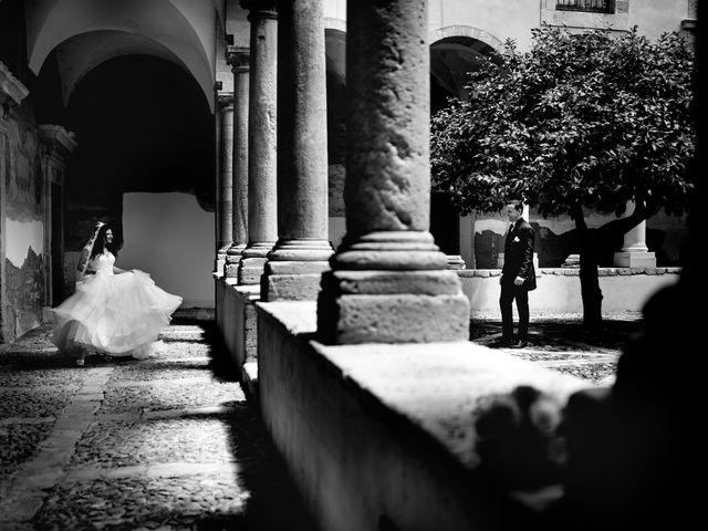 Il matrimonio di Sebastiano e Gabriella a Scordia, Catania 6
