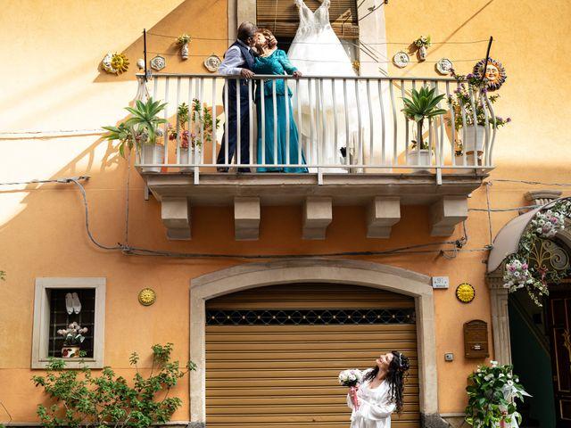 Il matrimonio di Sebastiano e Gabriella a Scordia, Catania 11