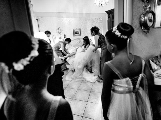 Il matrimonio di Sebastiano e Gabriella a Scordia, Catania 13