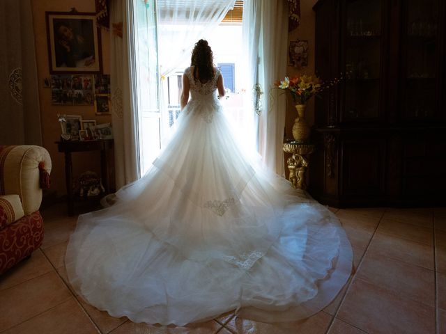 Il matrimonio di Sebastiano e Gabriella a Scordia, Catania 17