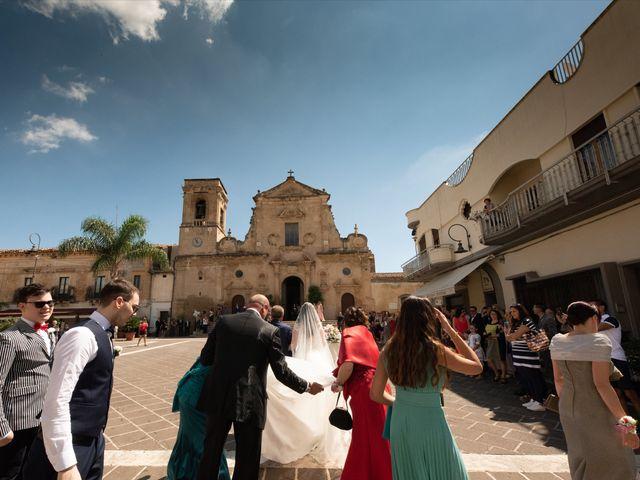 Il matrimonio di Sebastiano e Gabriella a Scordia, Catania 18