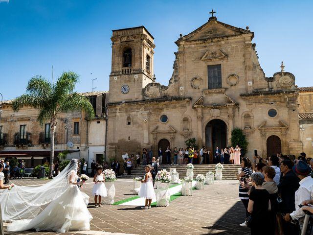 Il matrimonio di Sebastiano e Gabriella a Scordia, Catania 20